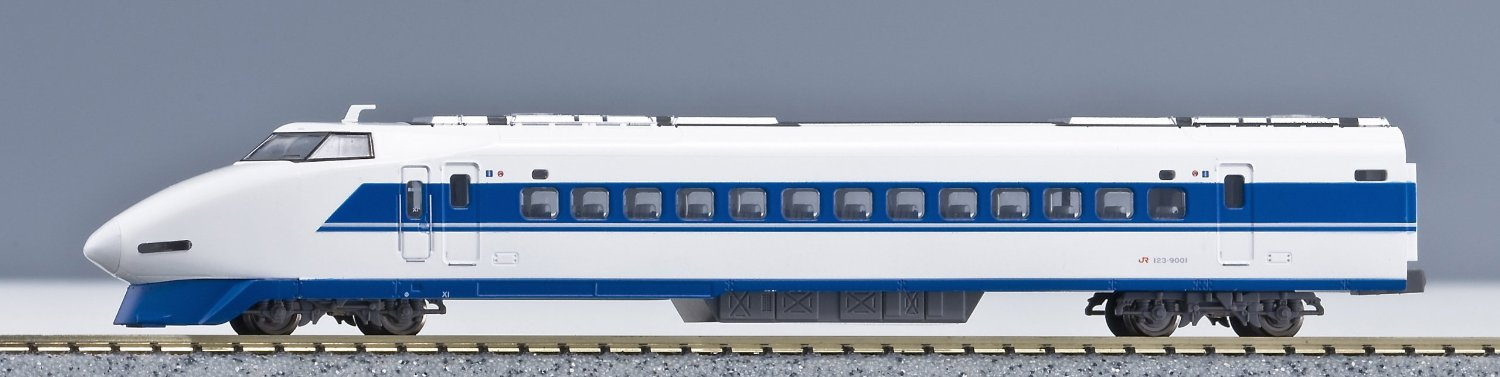 0 series Shinkansen scale model