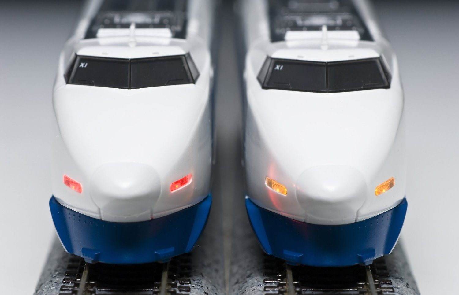 Japanese Train Models