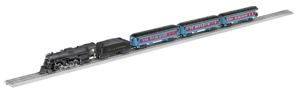 Lionel Polar Express Remote Train Set O-Gauge scale for sale